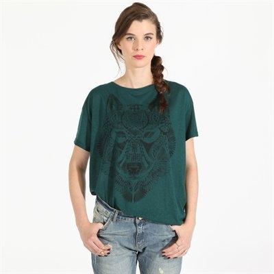 T-shirt vert emeraude
