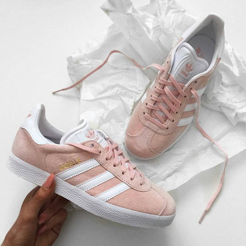 adidas Gazelle rose pale